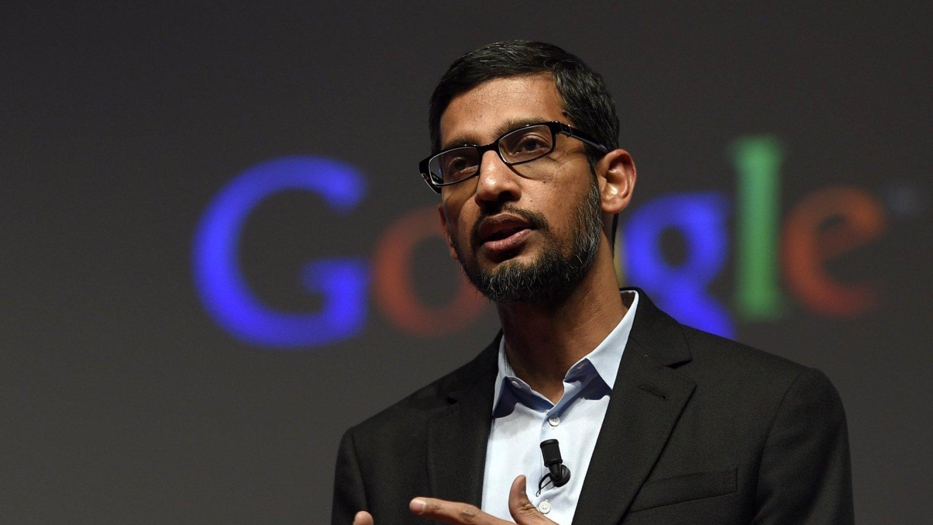 Google Creates $4 Million Emergency Fund to Fight Trump Immigration Order