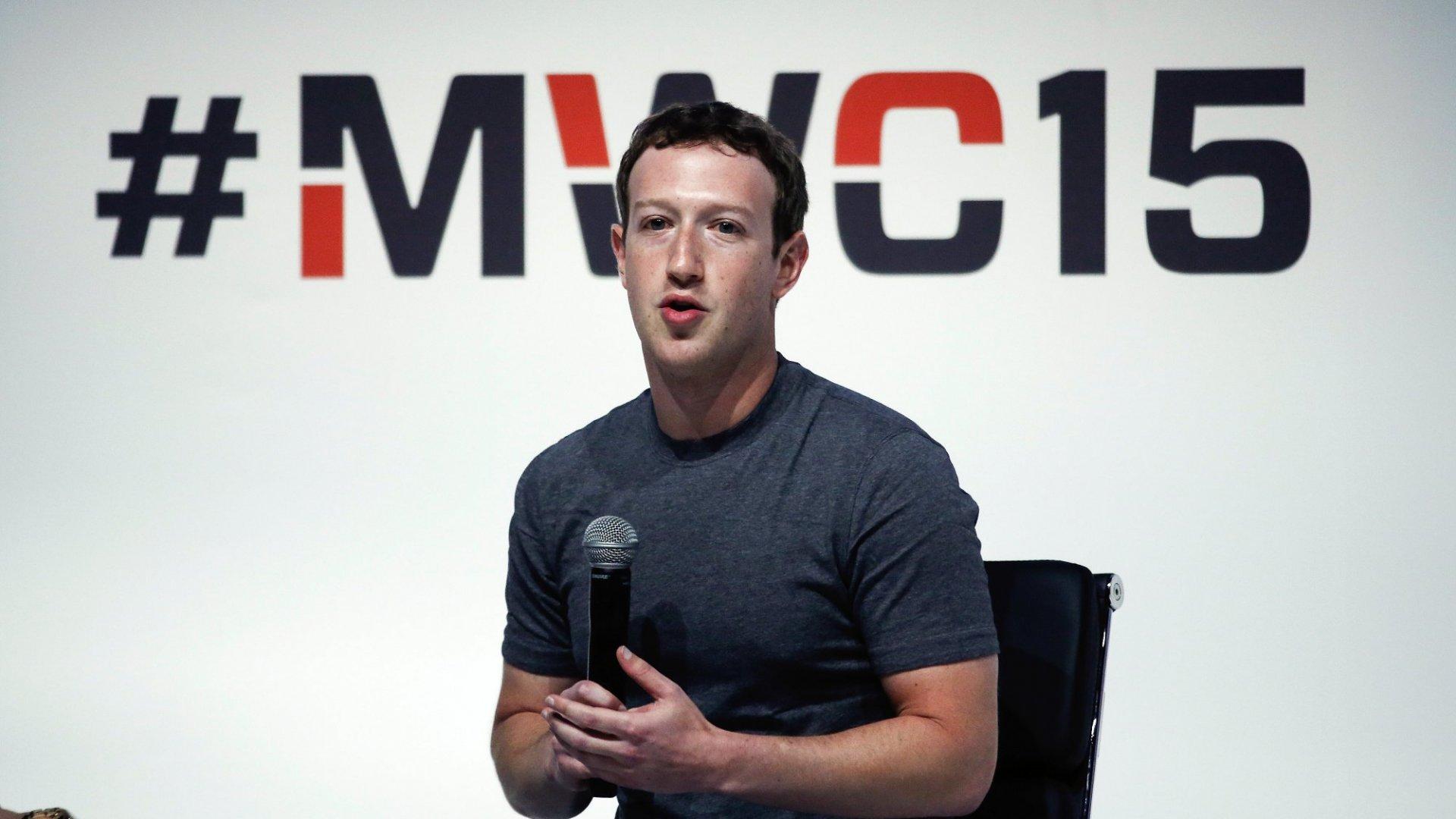Mark Zuckerberg's Foolproof Rule for Hiring