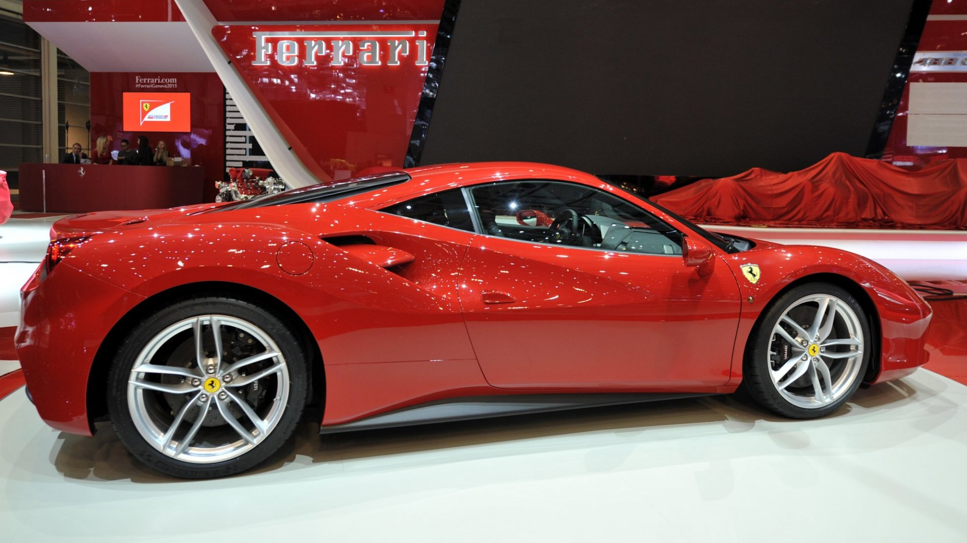 Ferrari's Electric Tesla Killer Is Coming. But You Still Have Time to Save Up