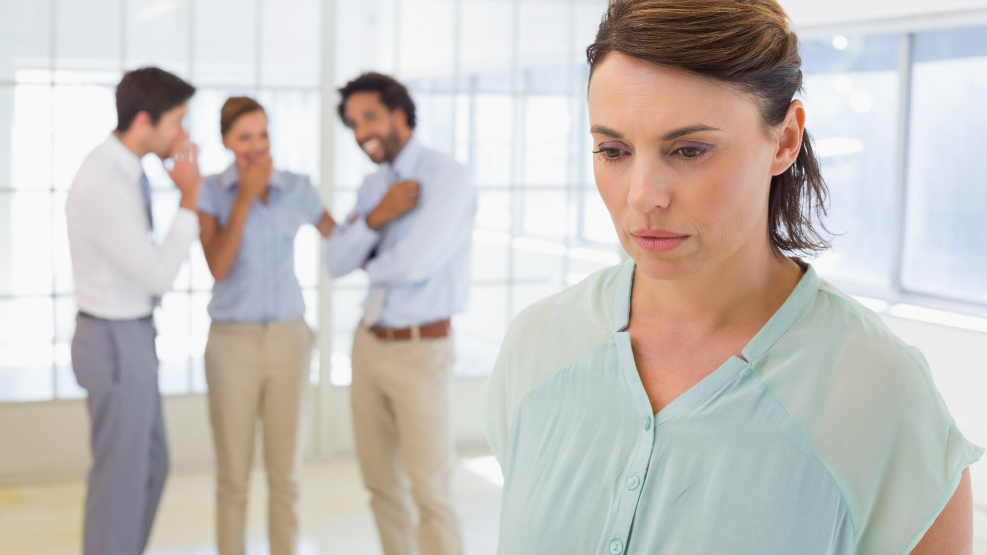 Study: Bullied at Work? No Matter What You Do, You're Screwed