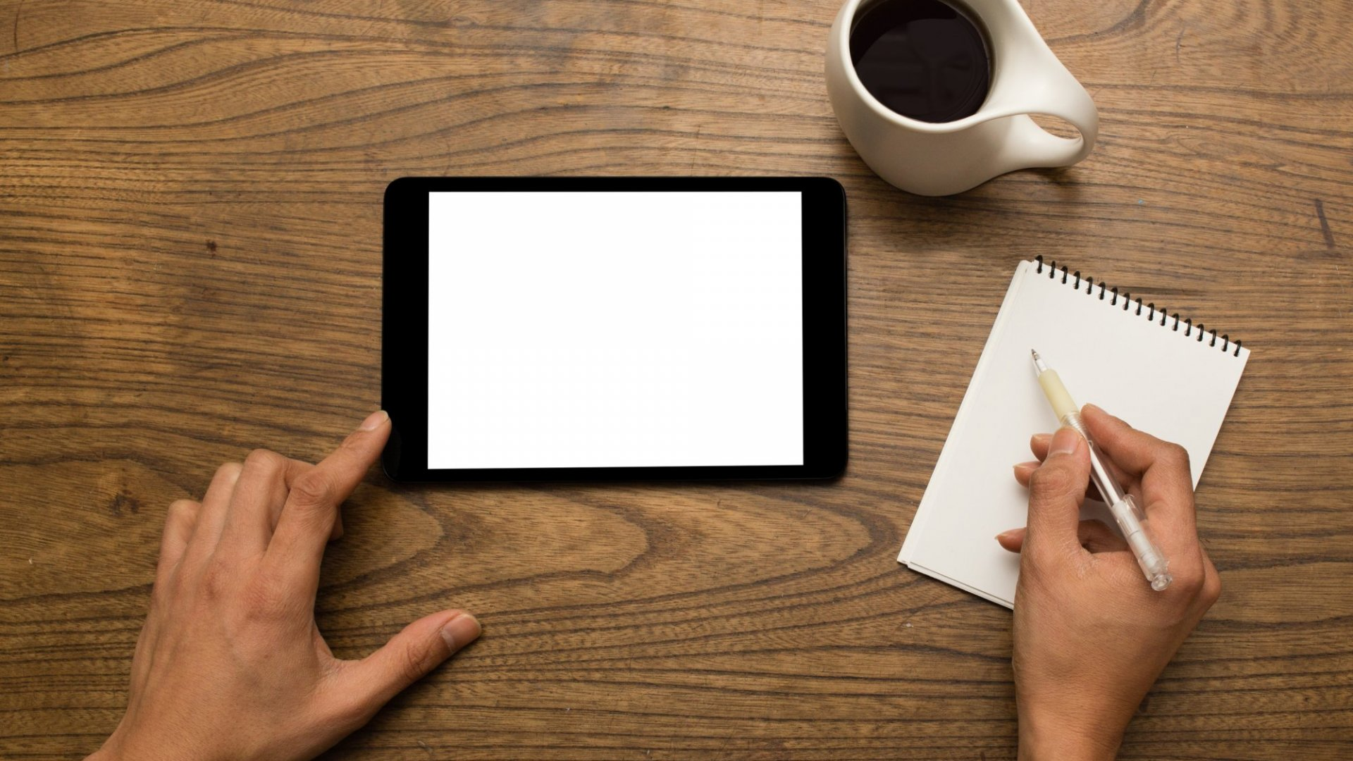 How Handwriting Recognition Technology Improves Productivity On-the-Go