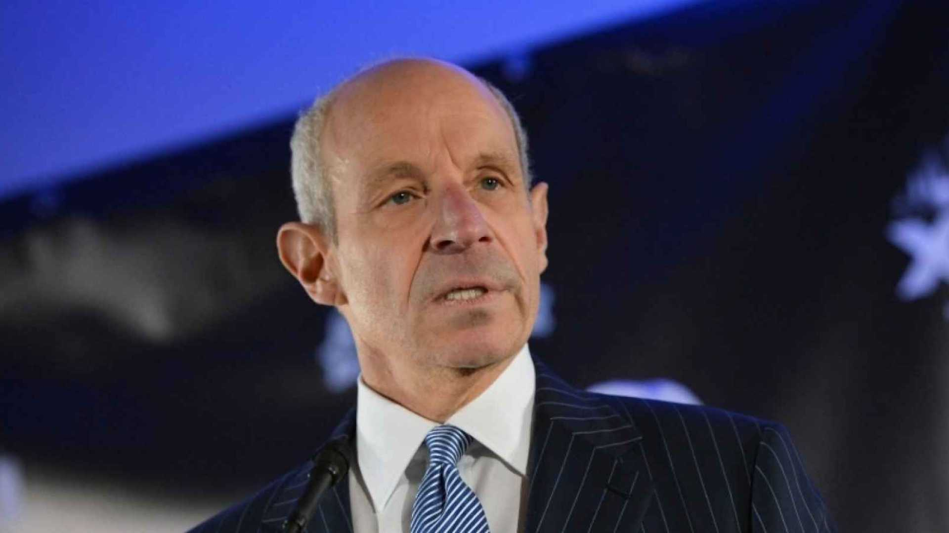 Jonathan Tisch, co-chairman of the board of Loews Corporation and co-owner of the New York Giants