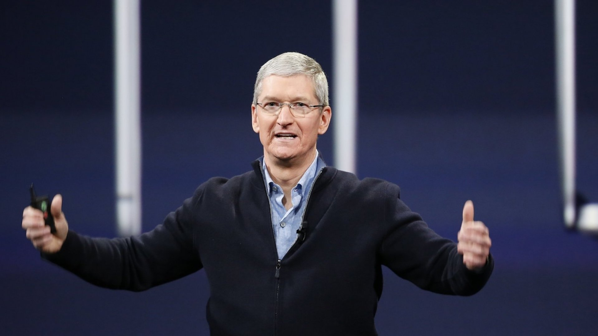 Tim Cook Wasn't the Highest Paid Apple Executive Last Year