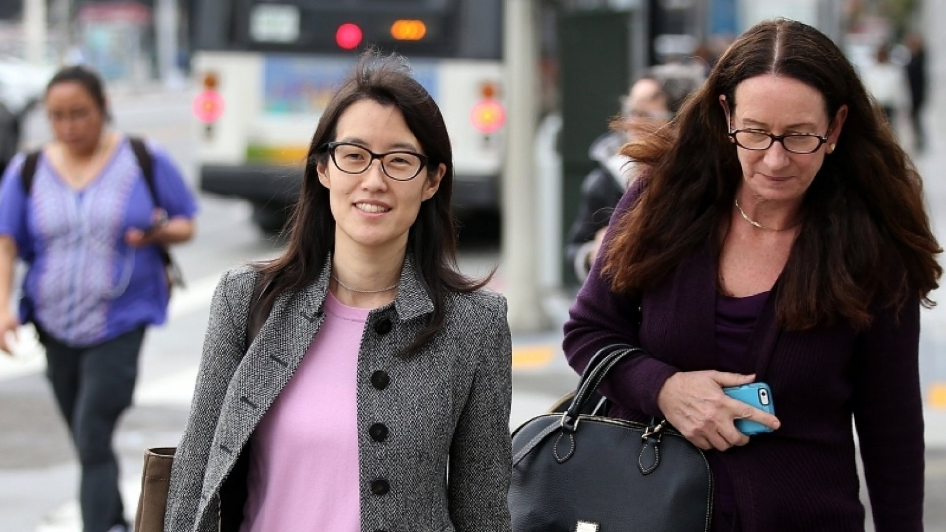Why Everyone Looks Bad in the Ellen Pao Case