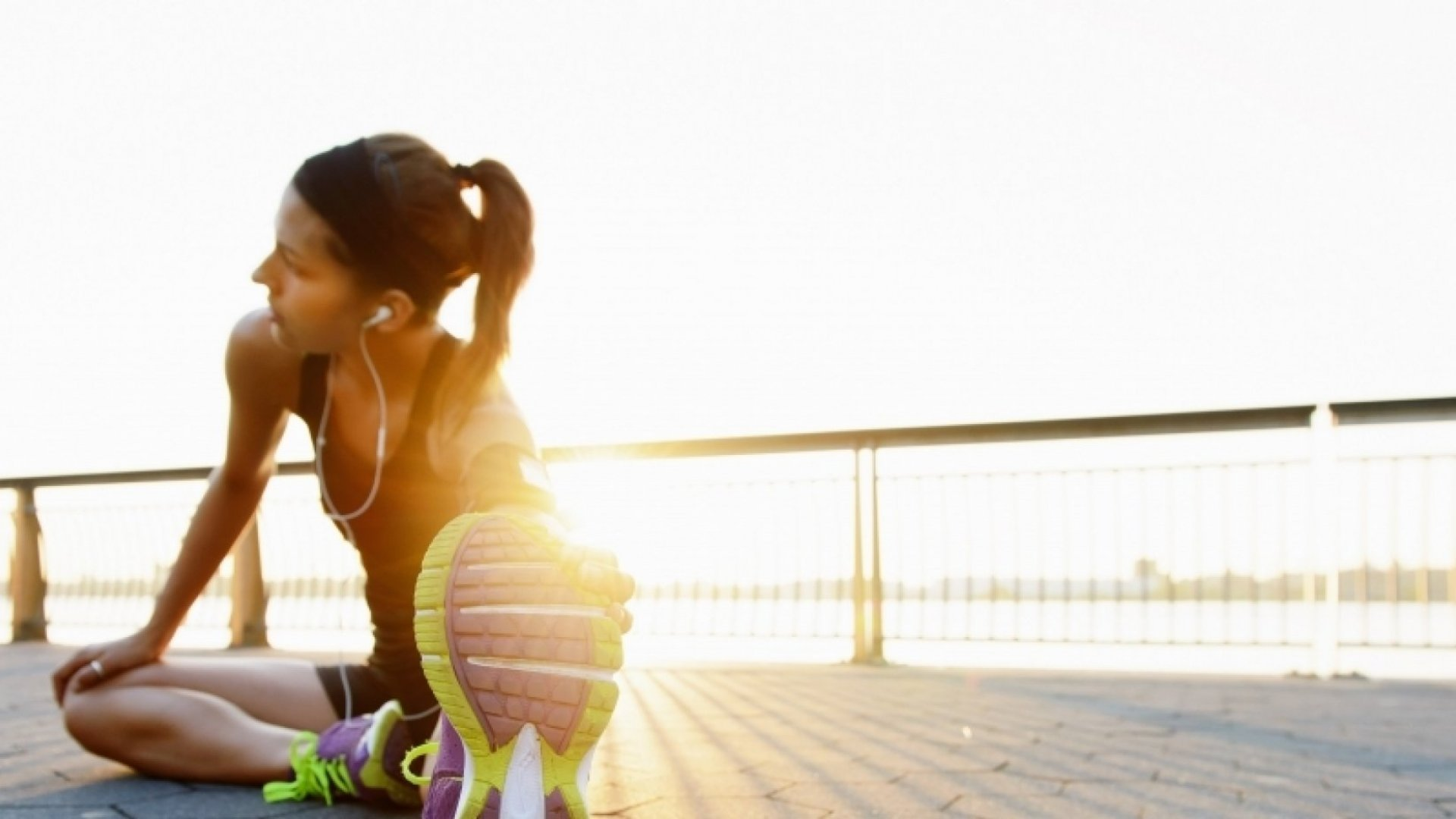 5 Ways Even the Busiest Entrepreneurs Can Stay Fit