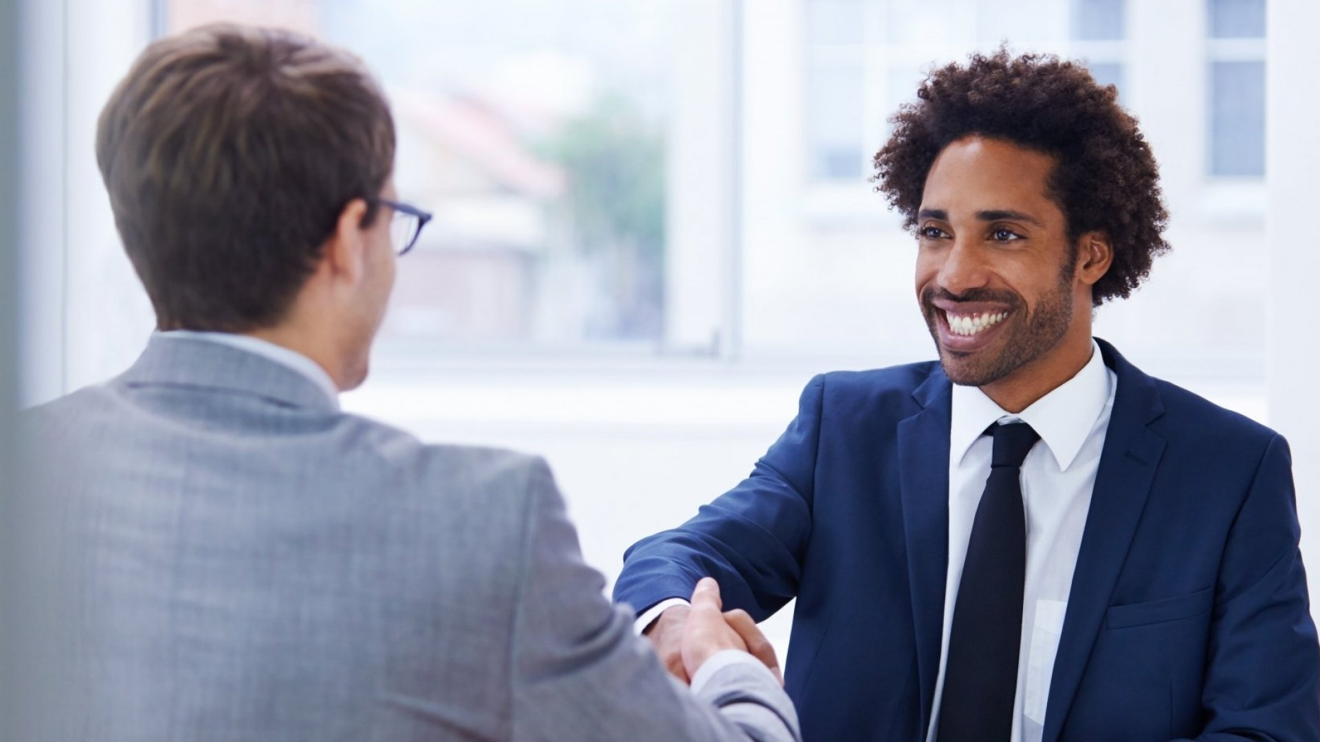 Interviews are about much more than just proving you're the right person for the job