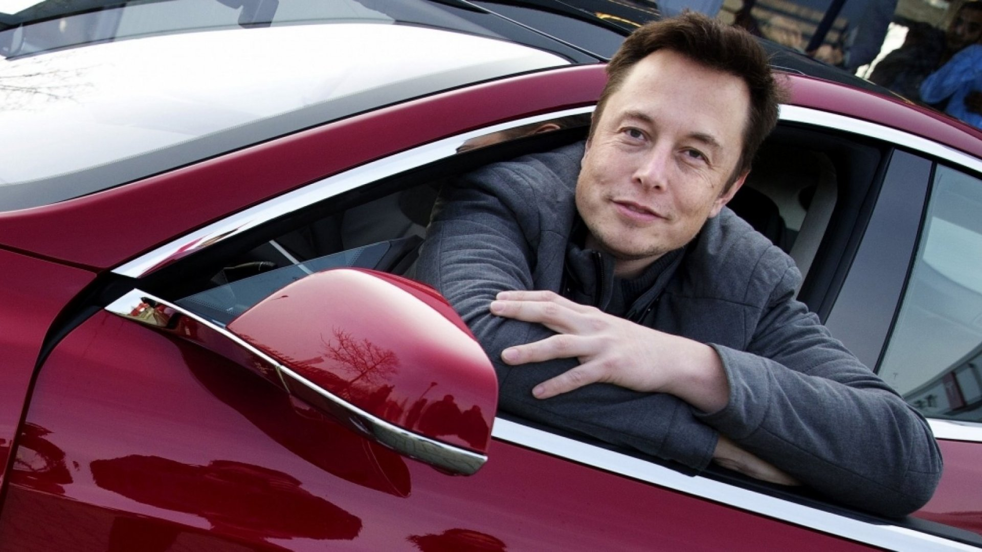Maybe what Tesla needs is a Rocket Woman?