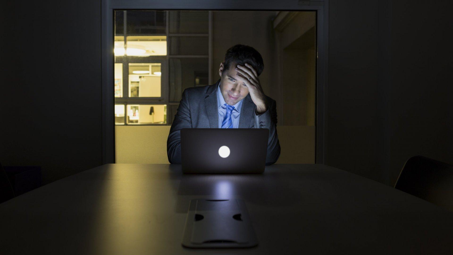6 Destructive Work Habits Leaders Should Leave Behind in 2016