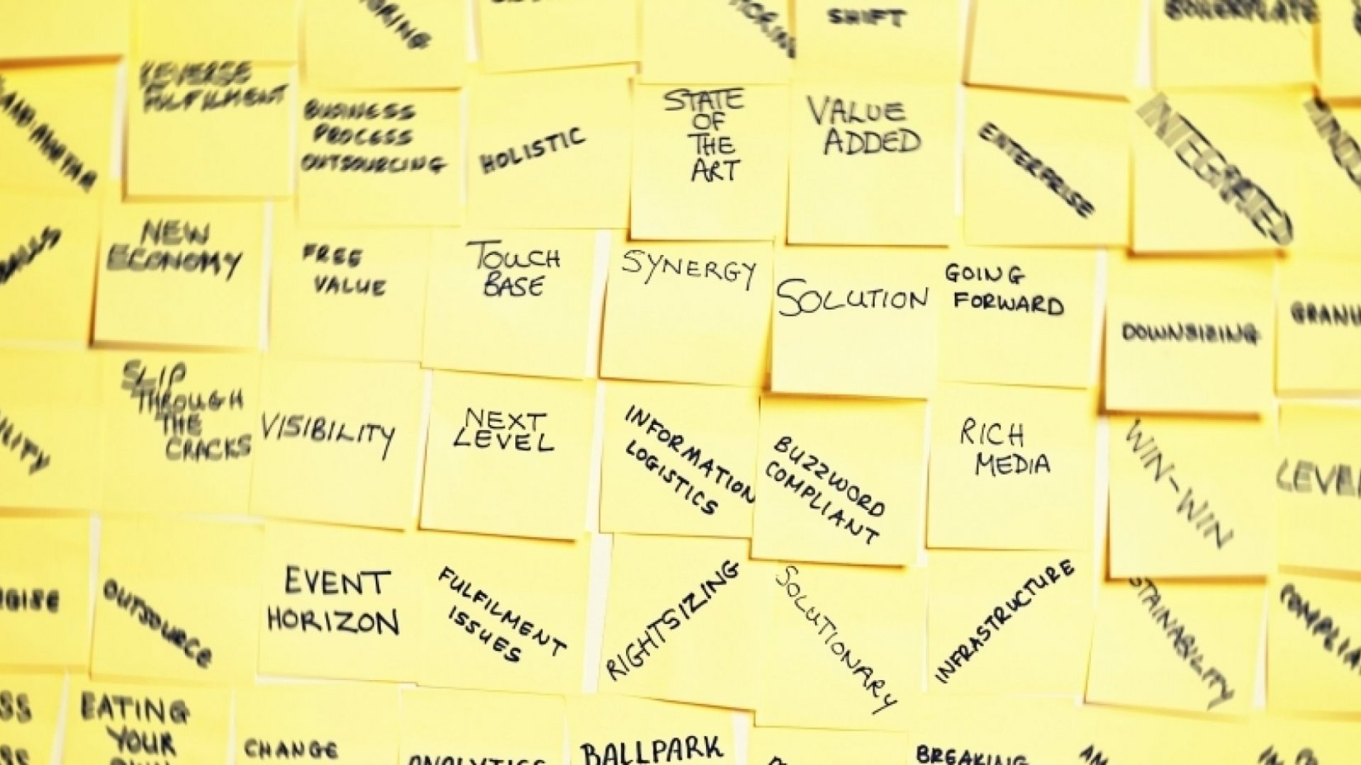 The Top Stupid Business Buzzwords You Need to Stop Using