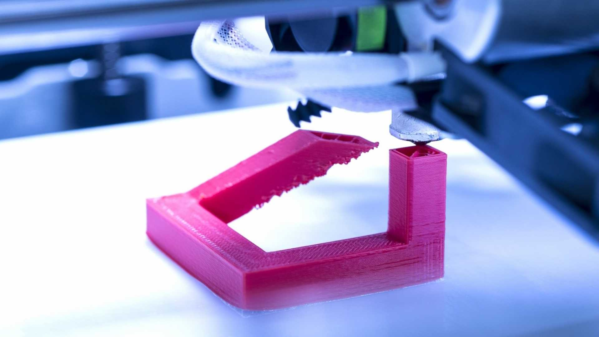 These Are the Top 5 Industries 3-D Printing Will Disrupt