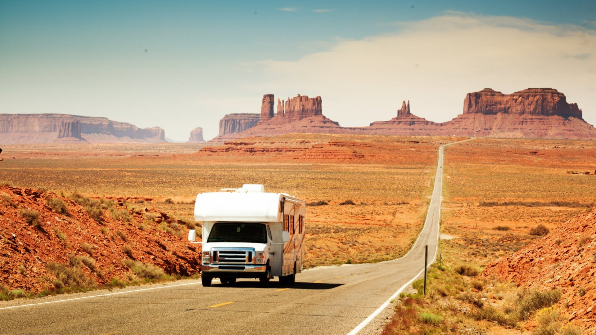 Why I'm Driving Across the U.S. in an RV to Meet Small Businesses