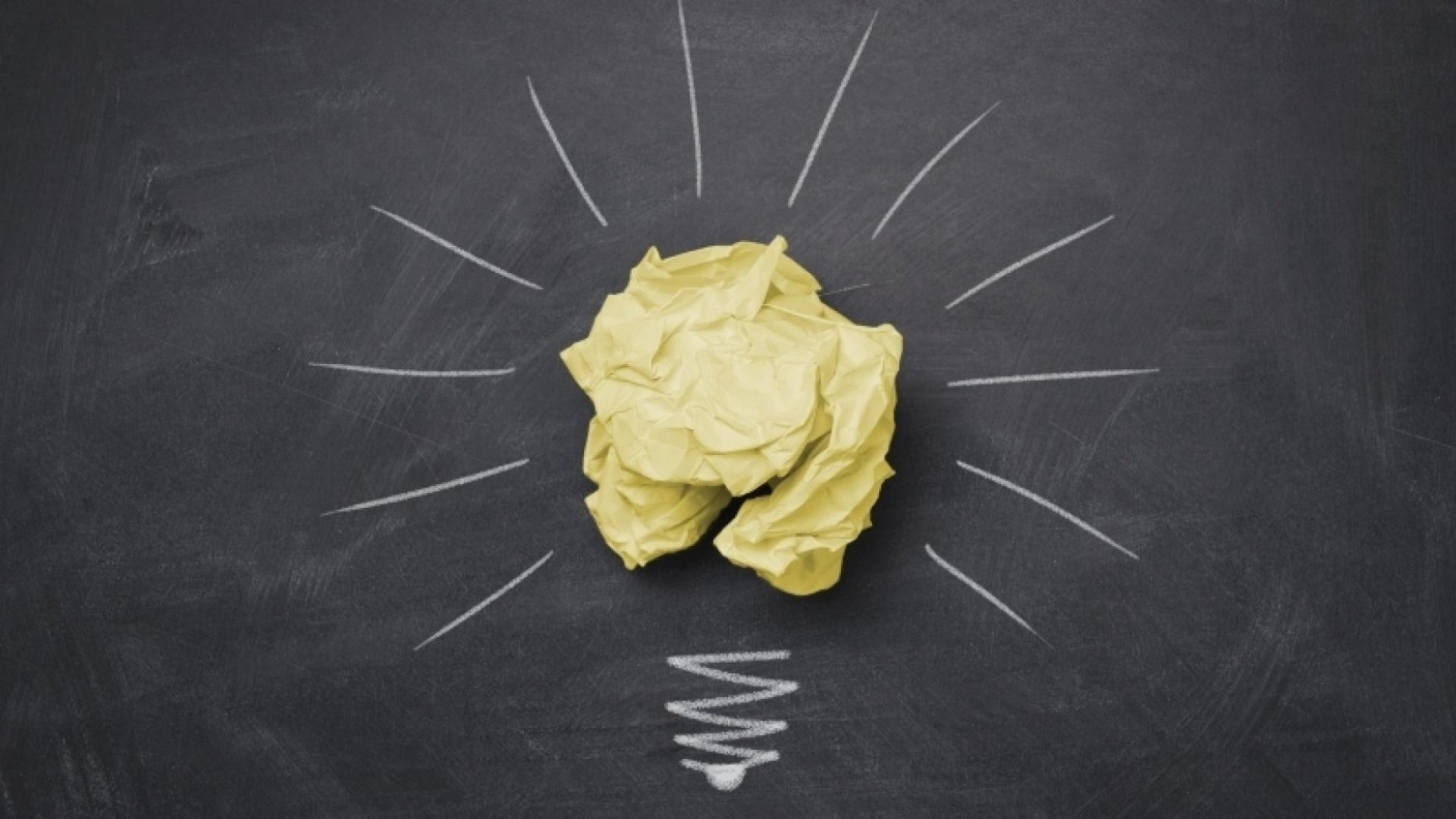 Want to Innovate? Get Better at Failure