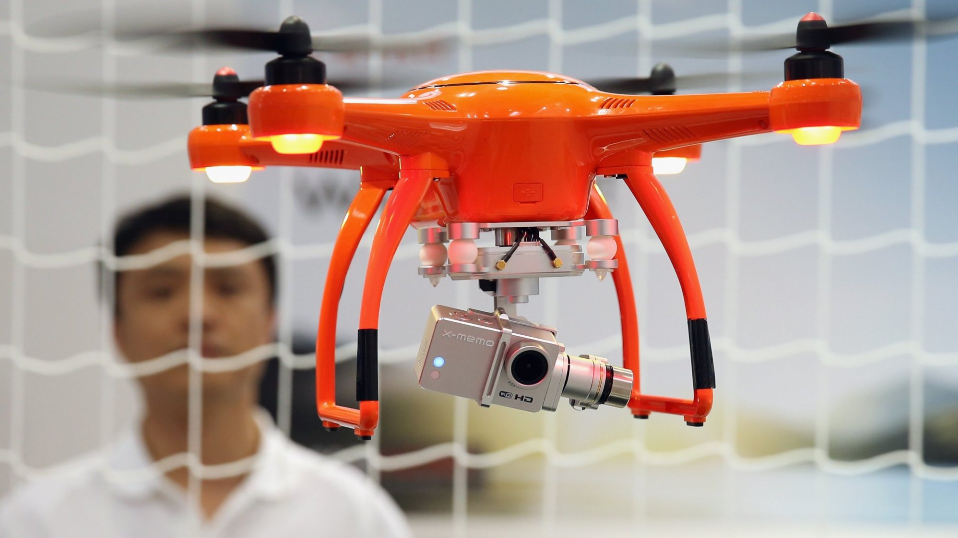 1 Million Drones Could Be Flying After the Holidays