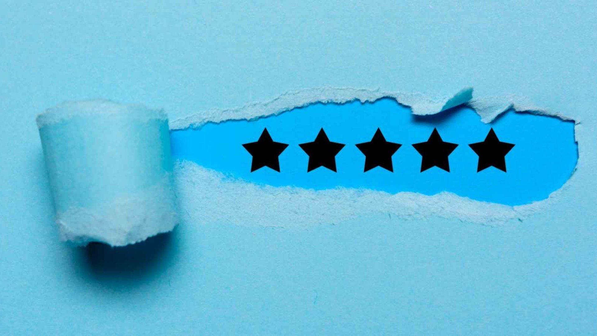 Five stars.