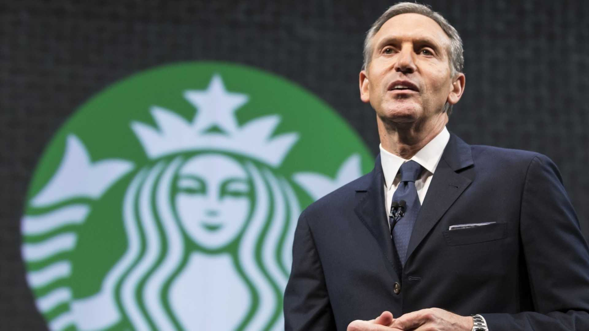 How Starbucks Founder Howard Schultz Went From Rags to Riches