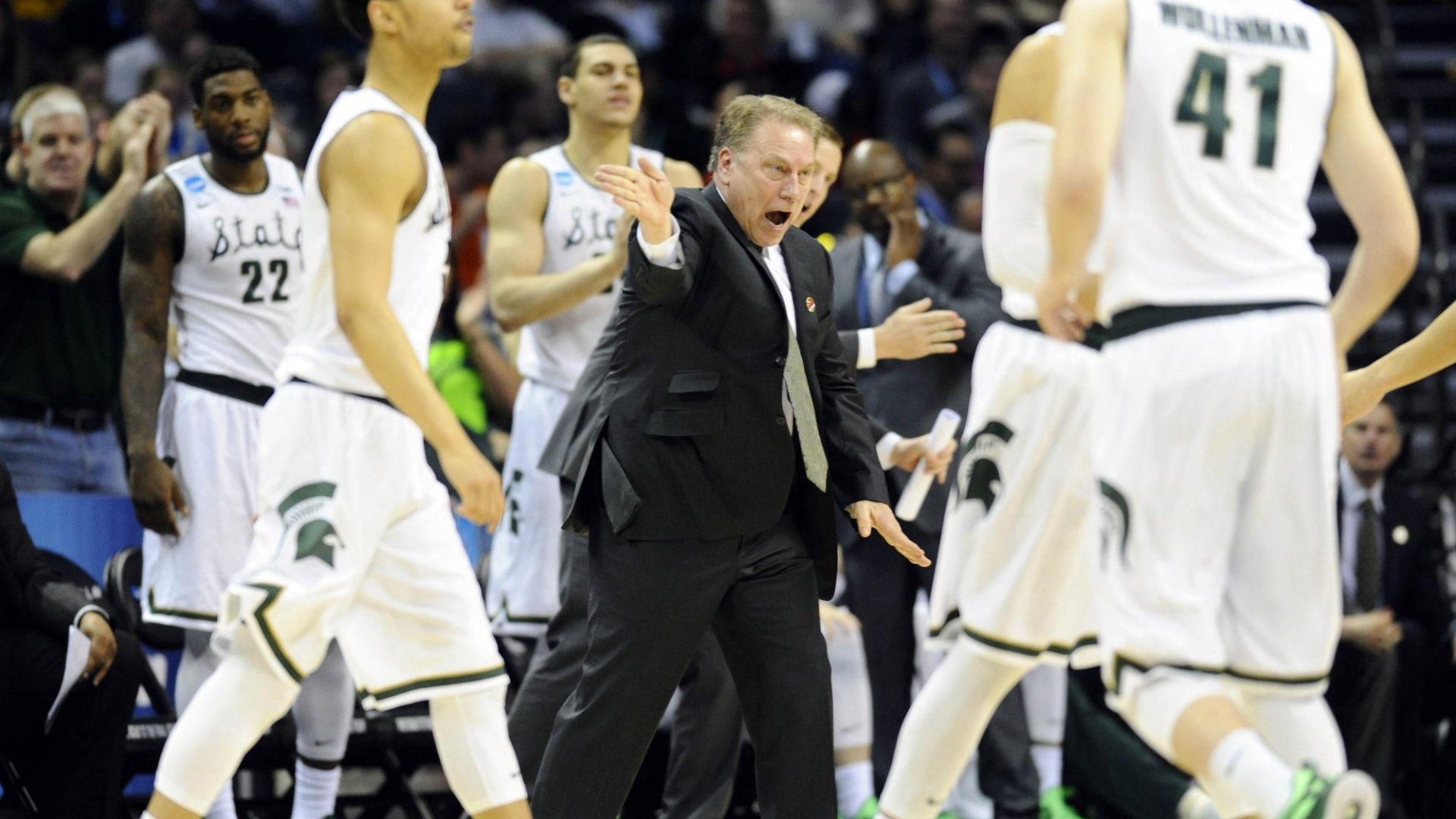 Basketball Coach Tom Izzo's Screaming Rant Was Over the Line. It's a Lesson for All Leaders in Accountability