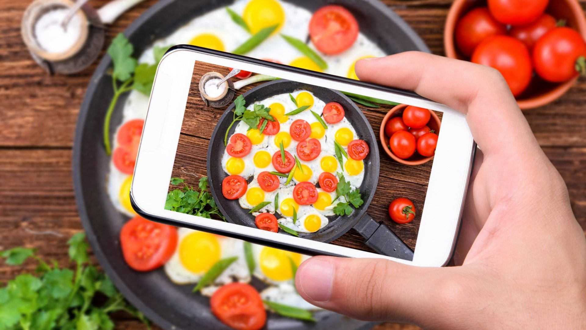 Want To Be An Instagram Foodie? Consider Being A Curator, Not A Creator