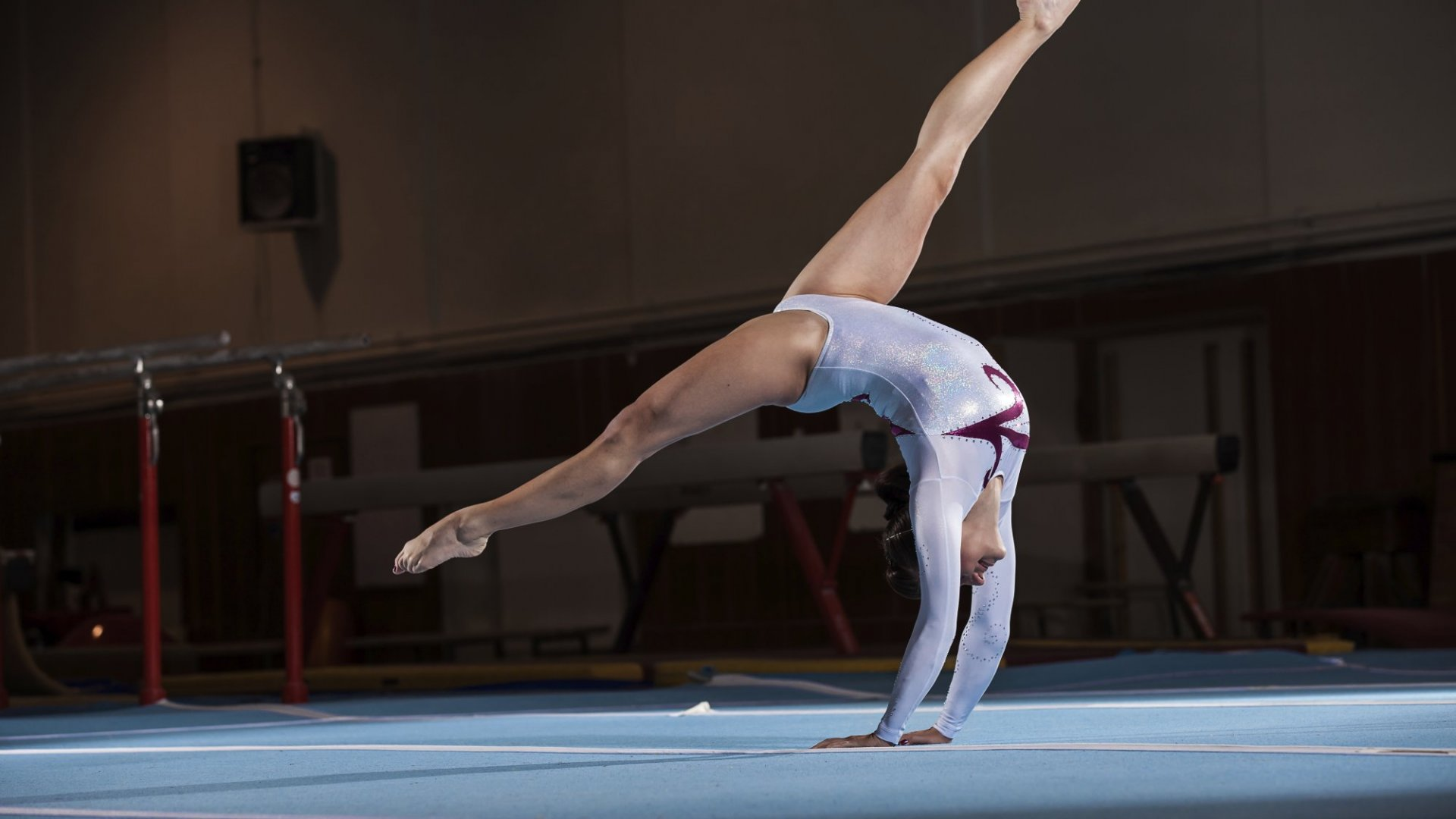 This Gymnast's Ridiculously Innovative Routine Lured More Than 7 Million Views on YouTube
