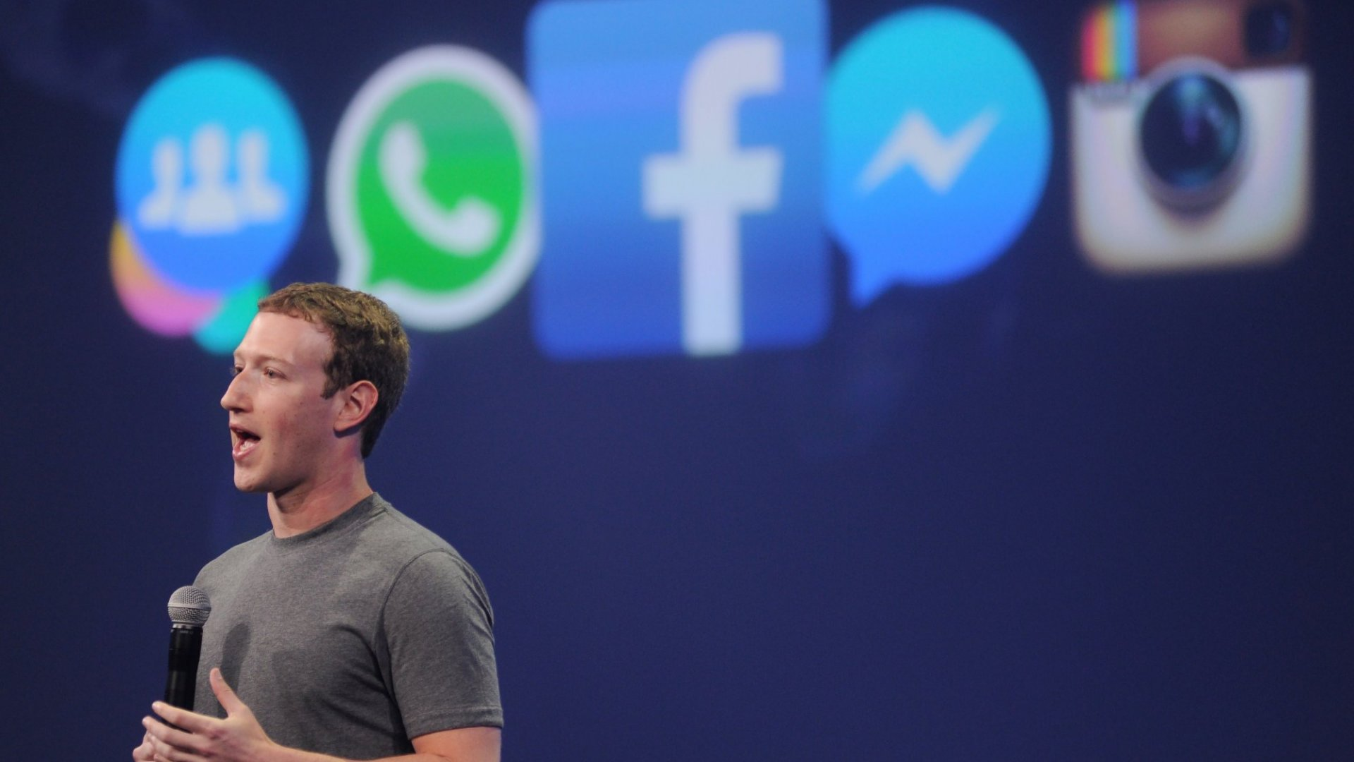Mark Zuckerberg's Challenge for the New Year: Build an AI Butler for Himself