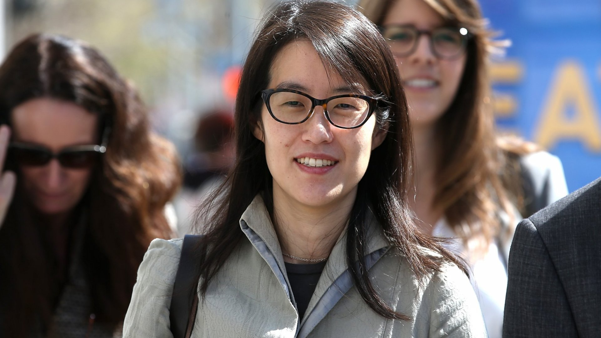 Female Tech Workers Raised Money to Buy a Newspaper Ad Thanking Ellen Pao