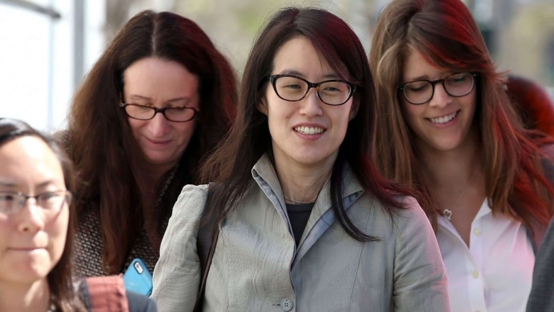 New Report: Sexism in Silicon Valley Is Really Pretty Awful