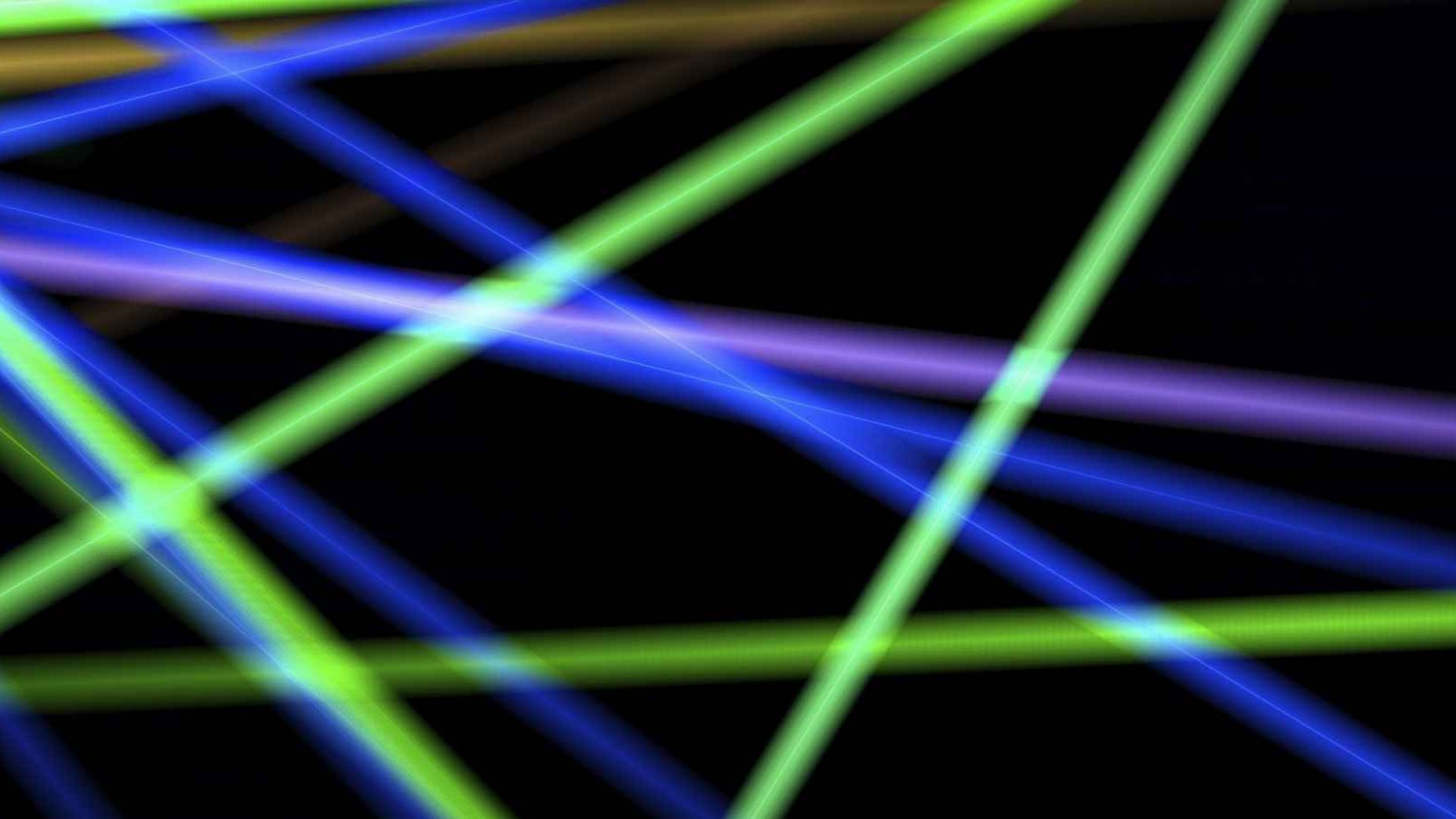 2015 was the year of the laser light projection.