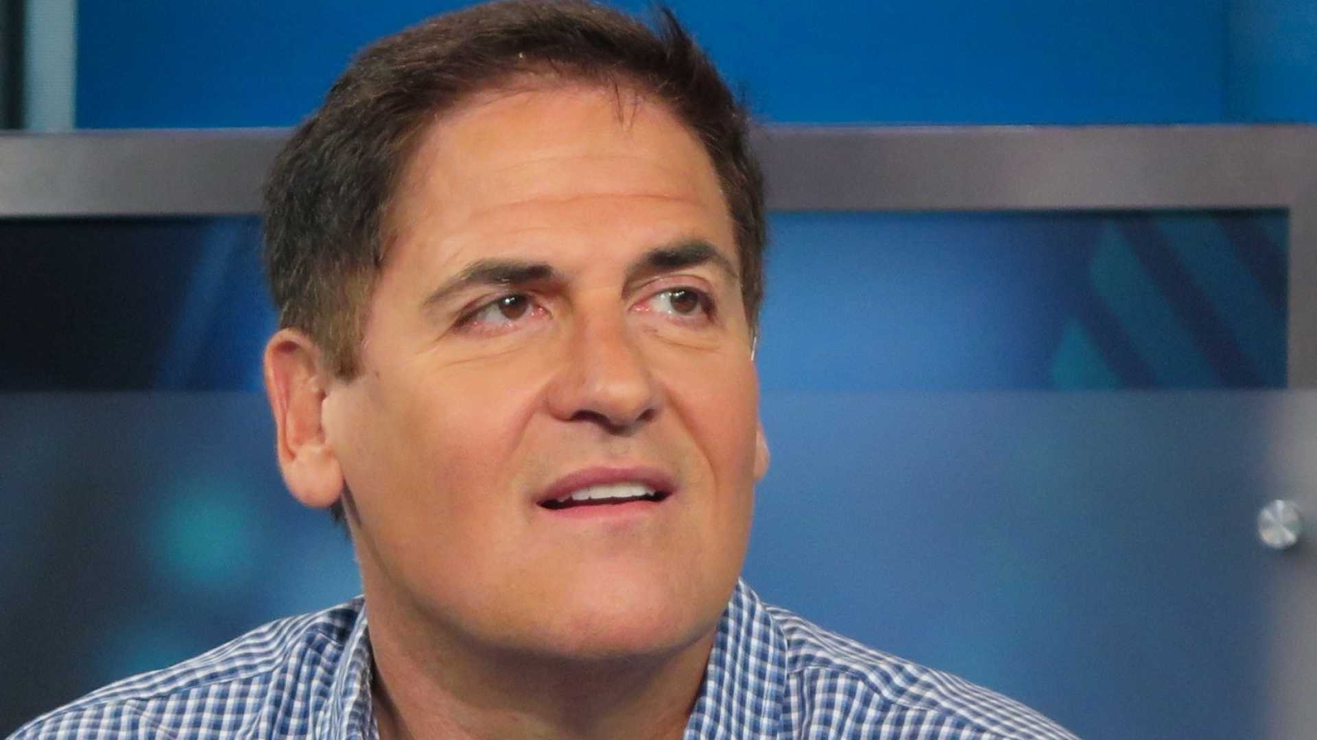 Mark Cuban: 'We've Got to Export the American Dream'