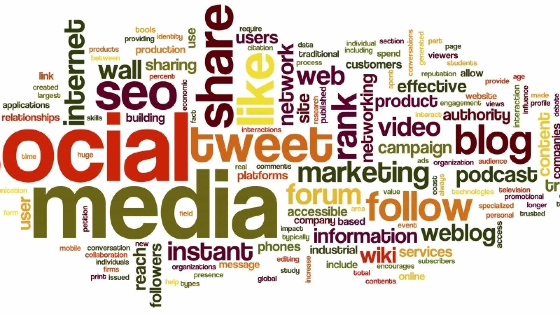 Five Ways Social Media Increases Company Values