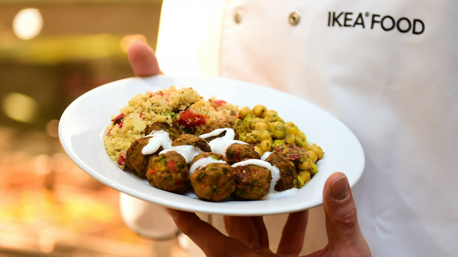 Ikea's New Meatballs Are Not for the Squeamish