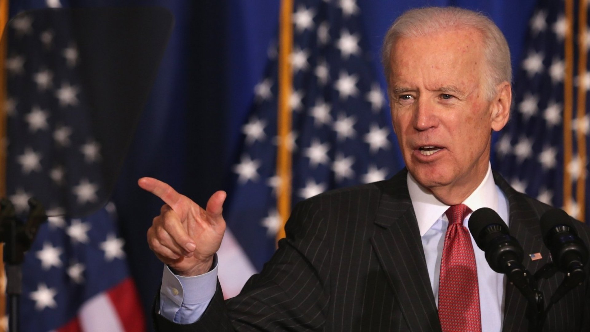 Vice President Joe Biden, pictured, is considering a run for president.