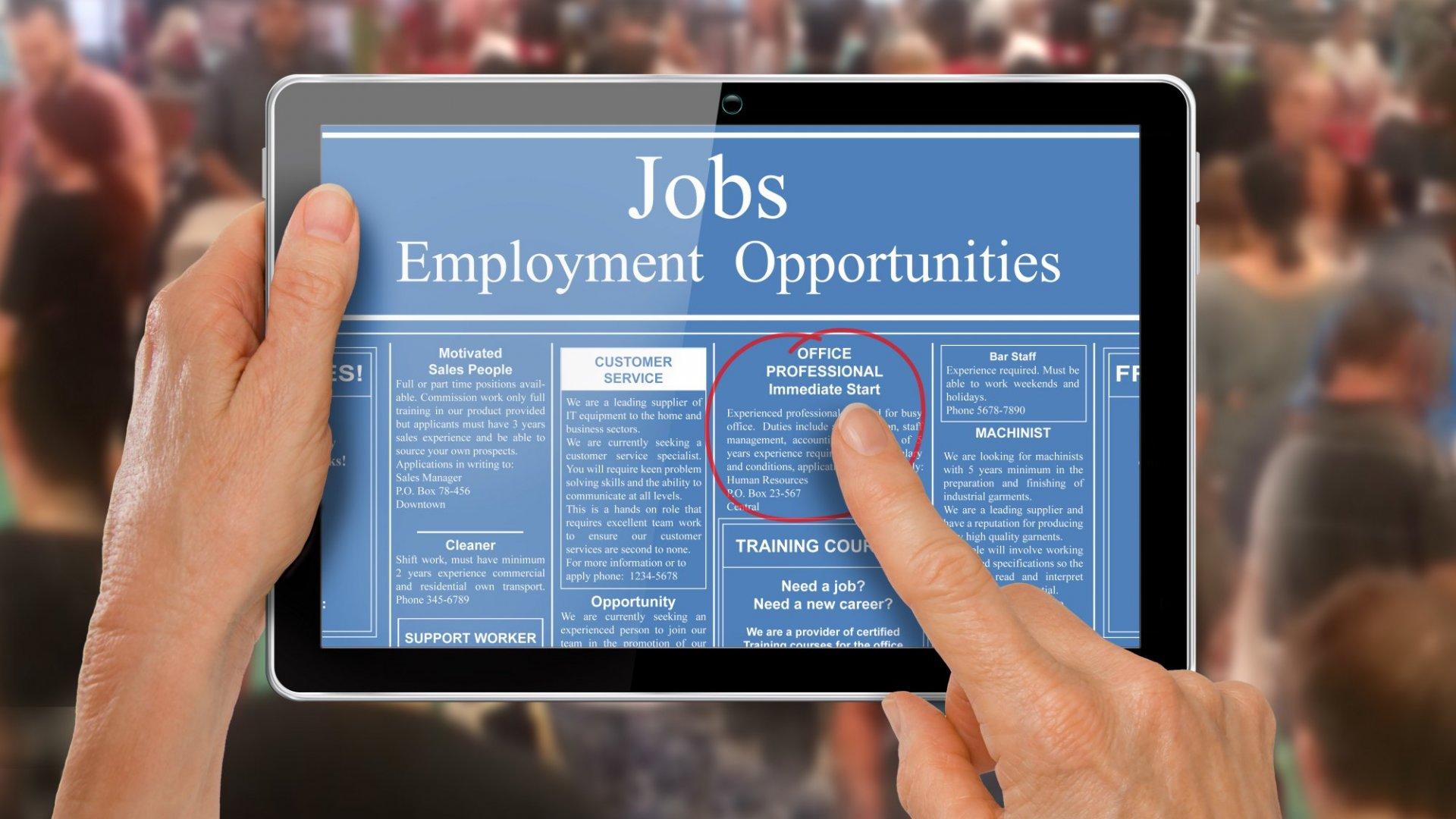 Beware This Simple Scam Targeting Job Seekers