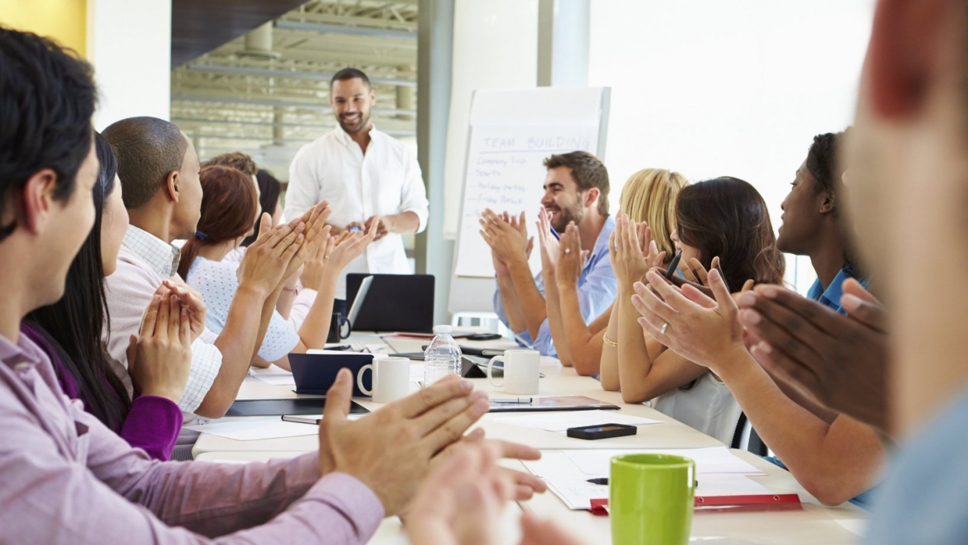 10 Ways to Transform Your Team
