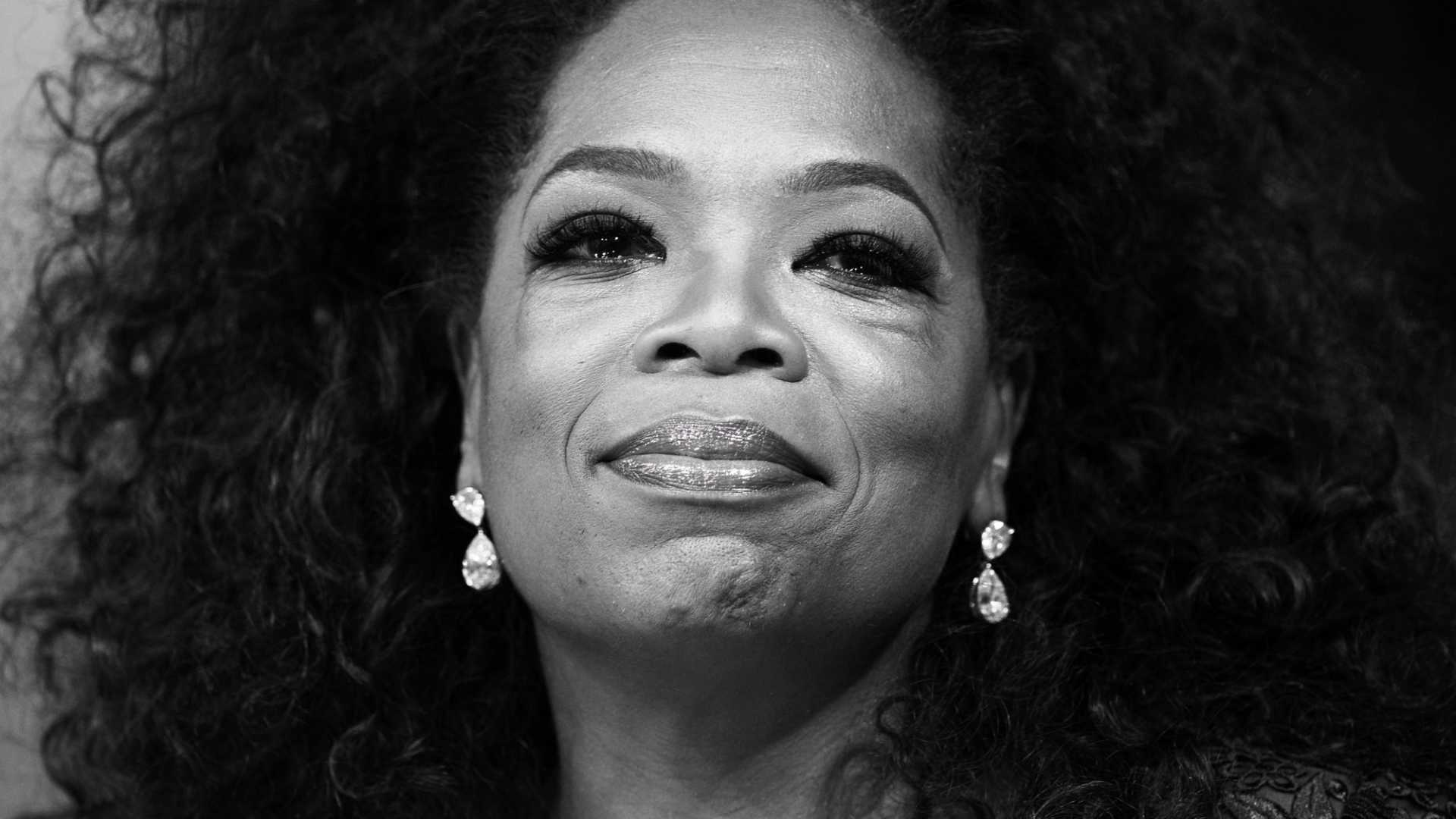 How One's Man Lecture on Oprah Inspires Me Daily