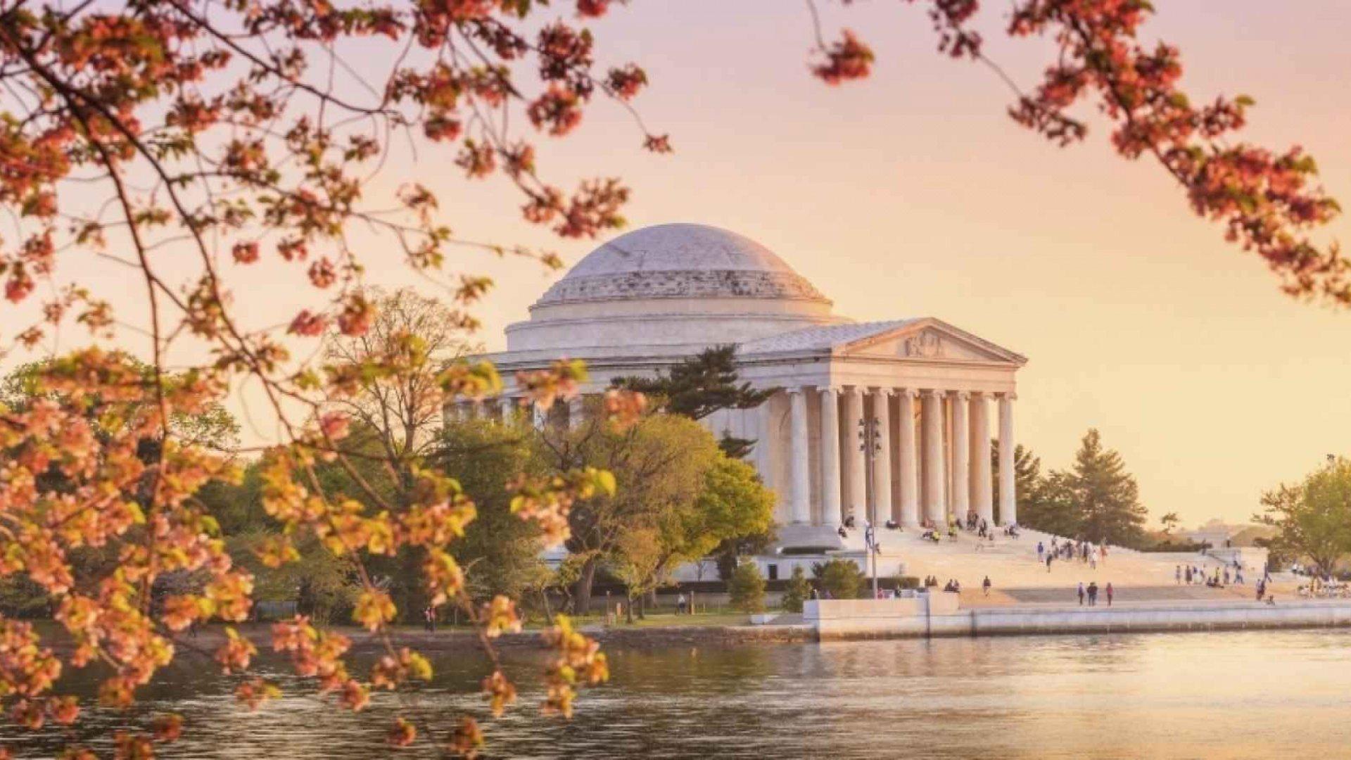 Why Washington, D.C., Could Be the Next Big Startup Hub