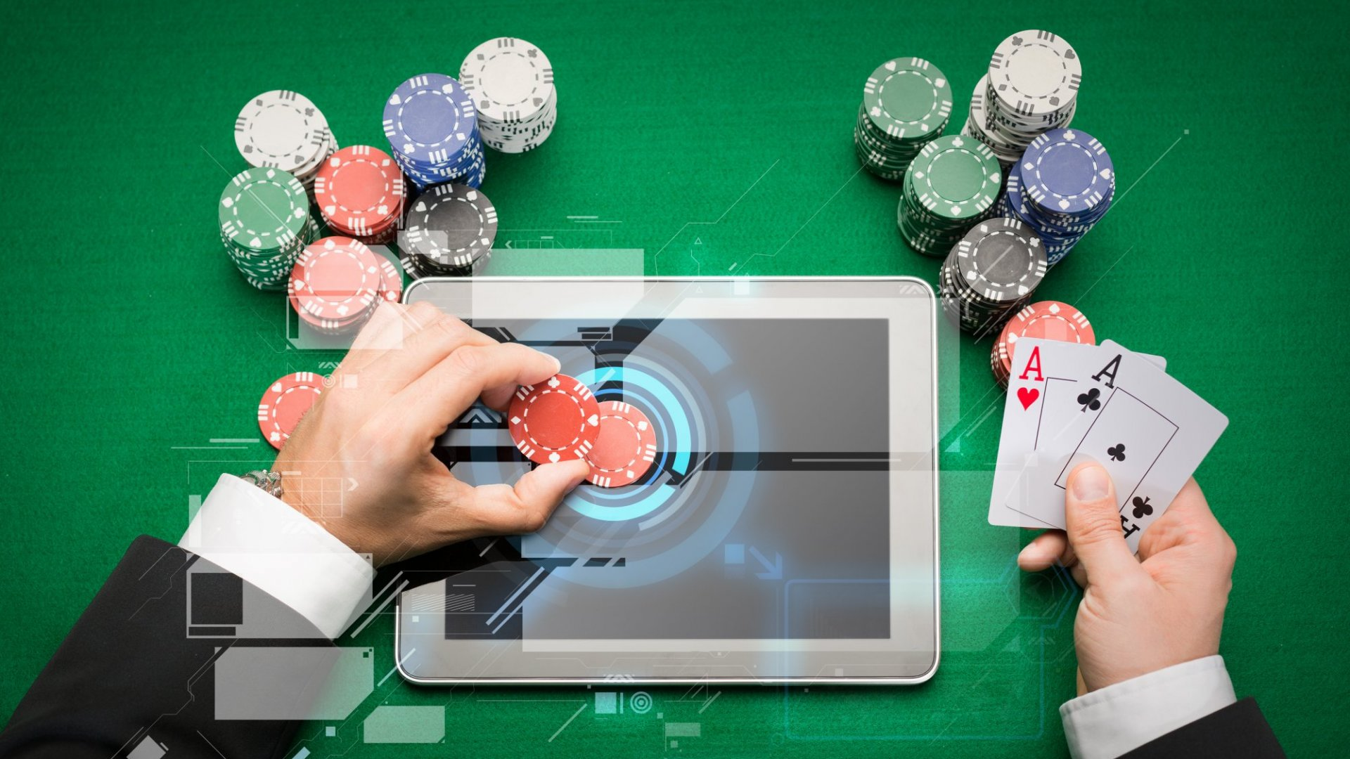 Online Gambling Needs Blockchain More Than Most Industries