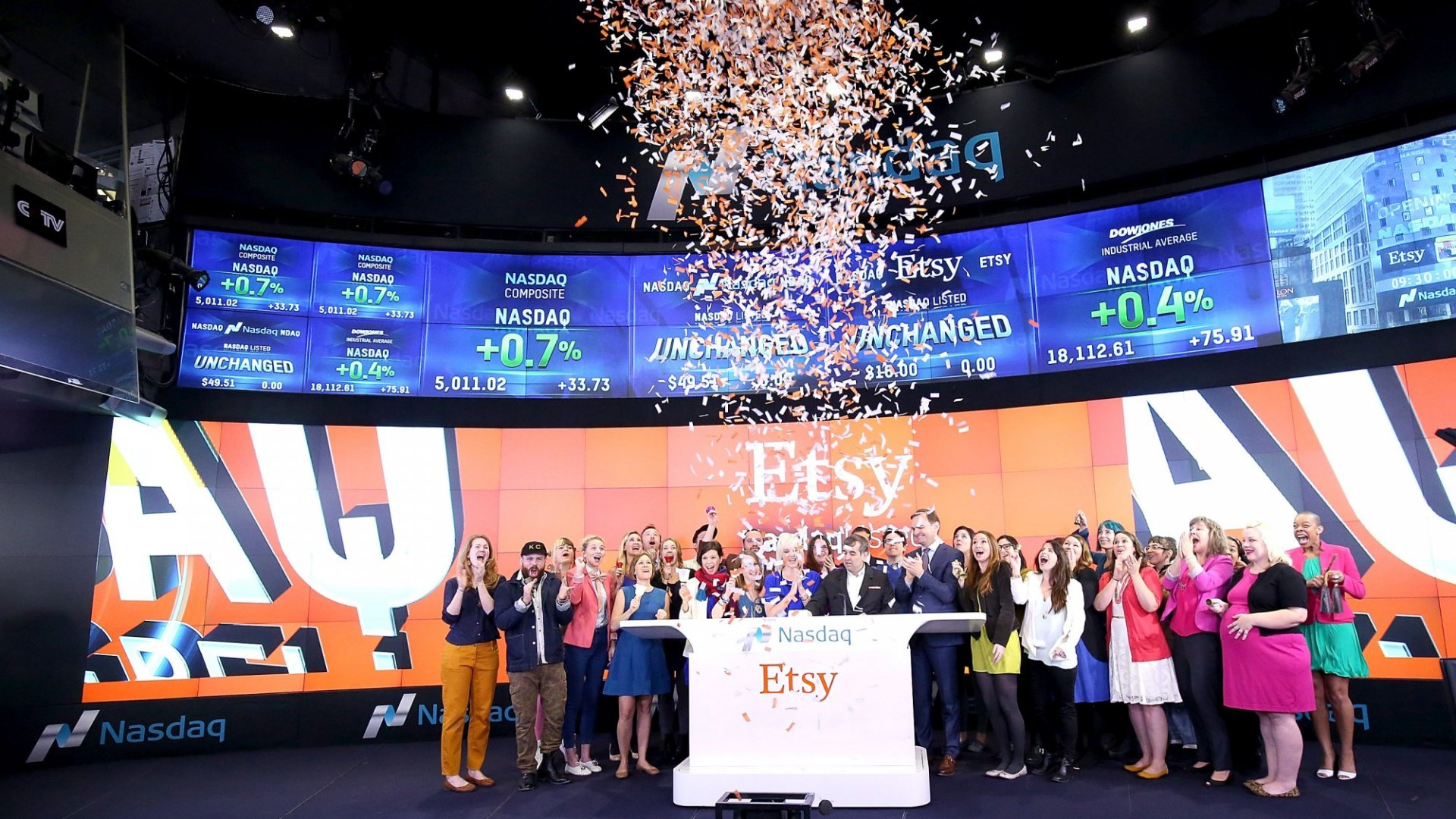 Etsy Suffers Loss in First Quarter as Public Company