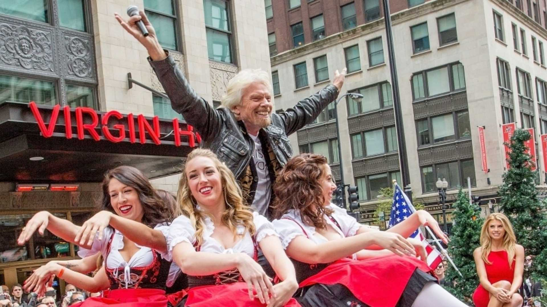 The 4 Simple Leadership Secrets I Learned From Richard Branson