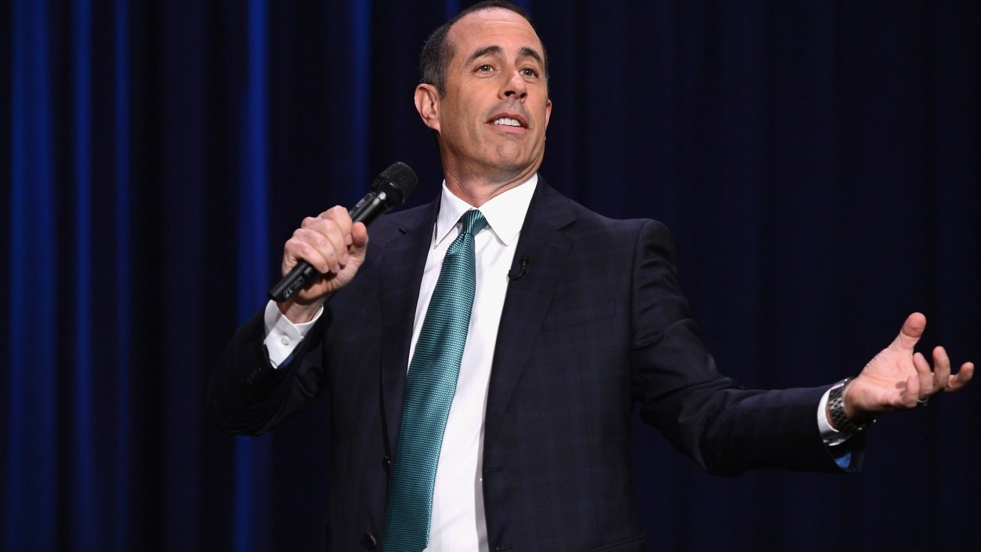 Jerry Seinfeld's 3 Keys to Success (and How Most People Stop After the Second)