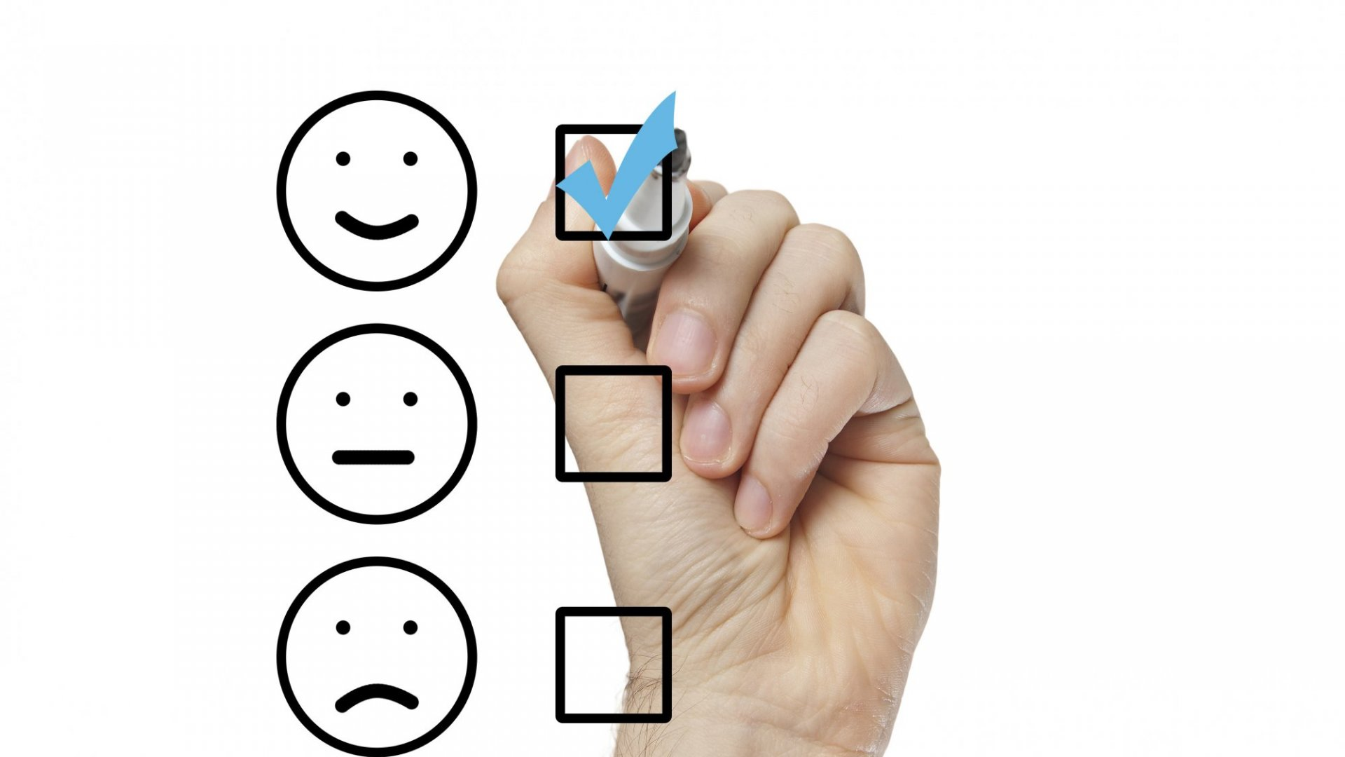 Remembering to take the happiness of your customers into account is vital.