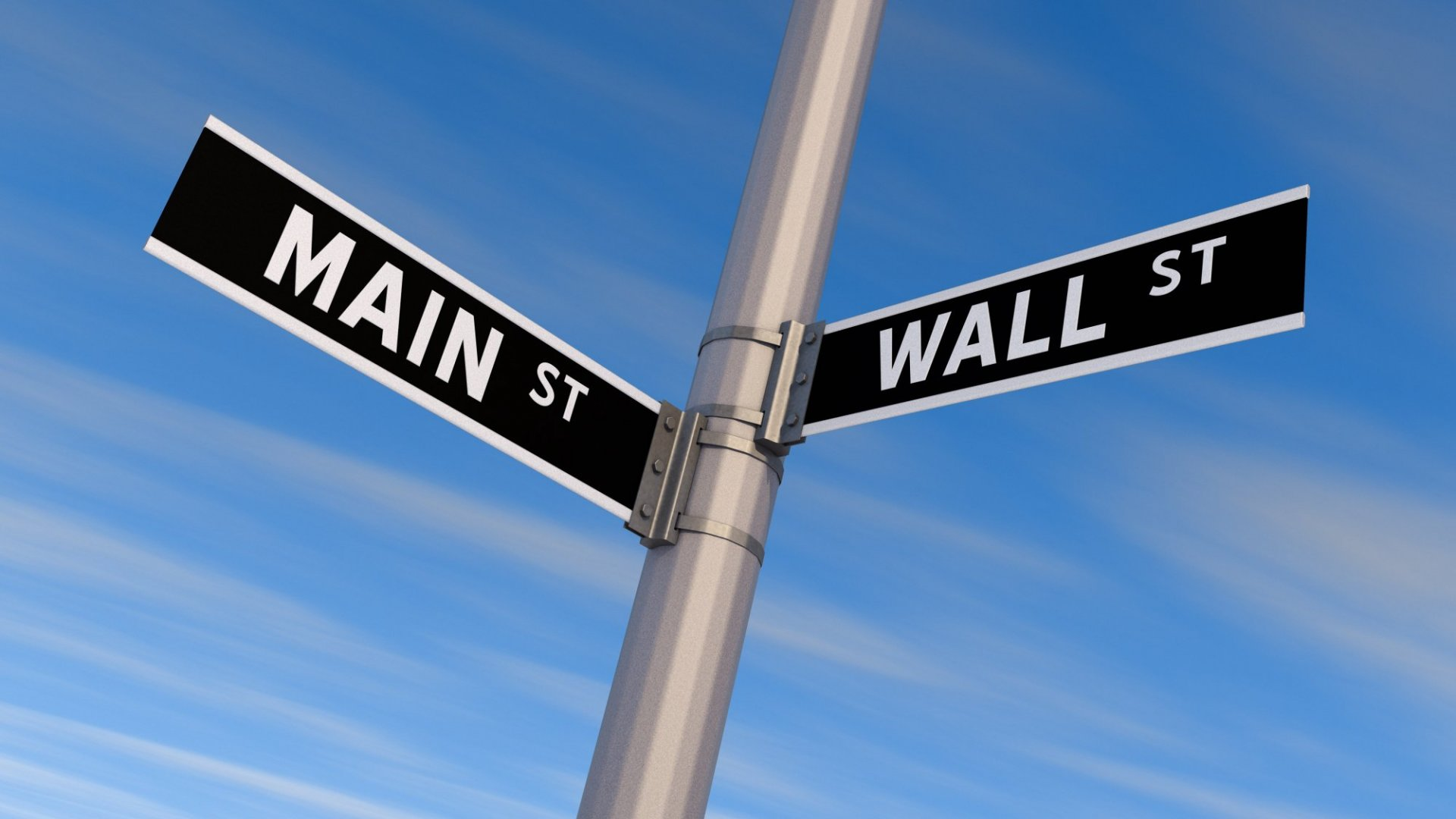 Why Deregulating Wall Street Could Help Main Street