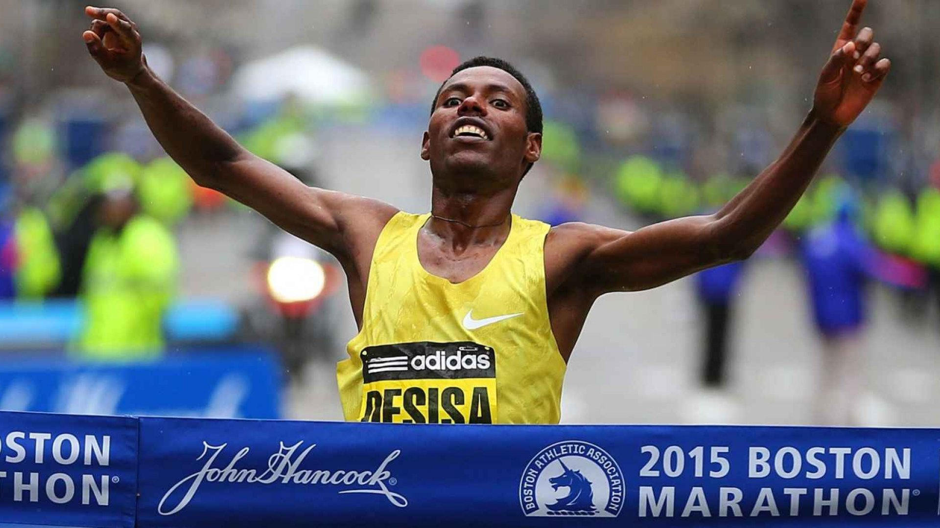 Boston Marathon Champs on the Art of Working Just Hard Enough