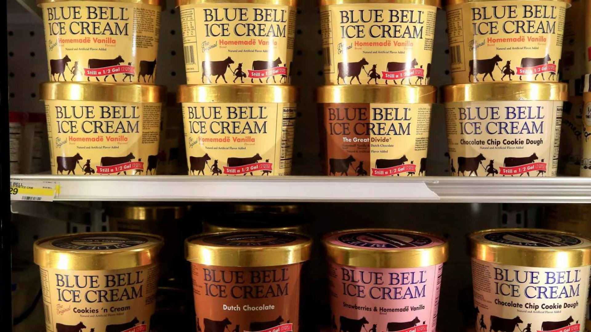 Blue Bell Creameries to Cut Jobs, Salaries Following Listeria Recall