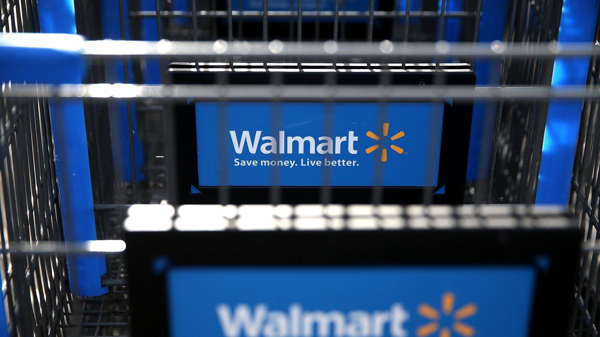 Walmart Beats 3Q Profit Forecasts