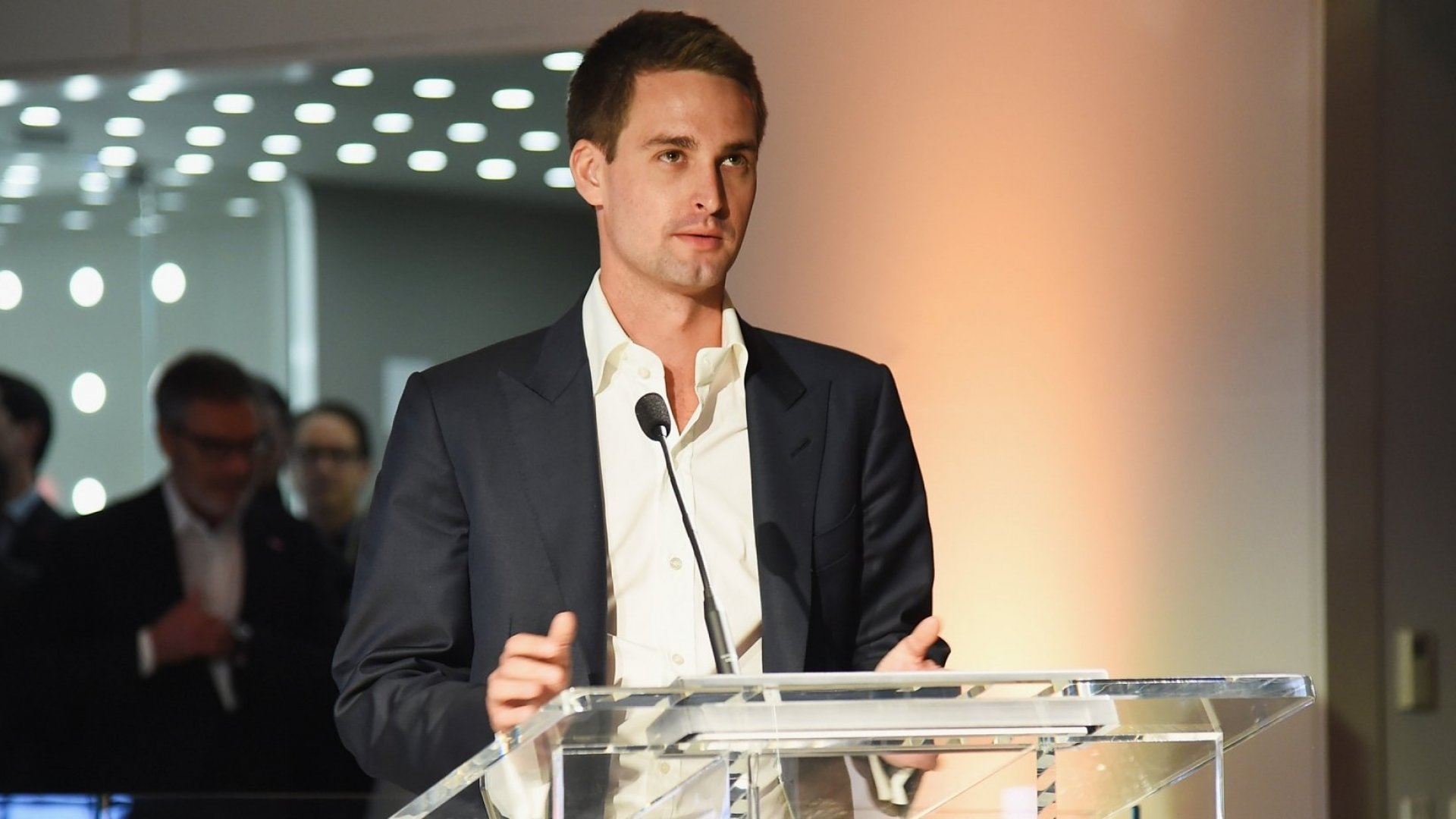 Report: Snapchat Parent Confidentially Files for IPO