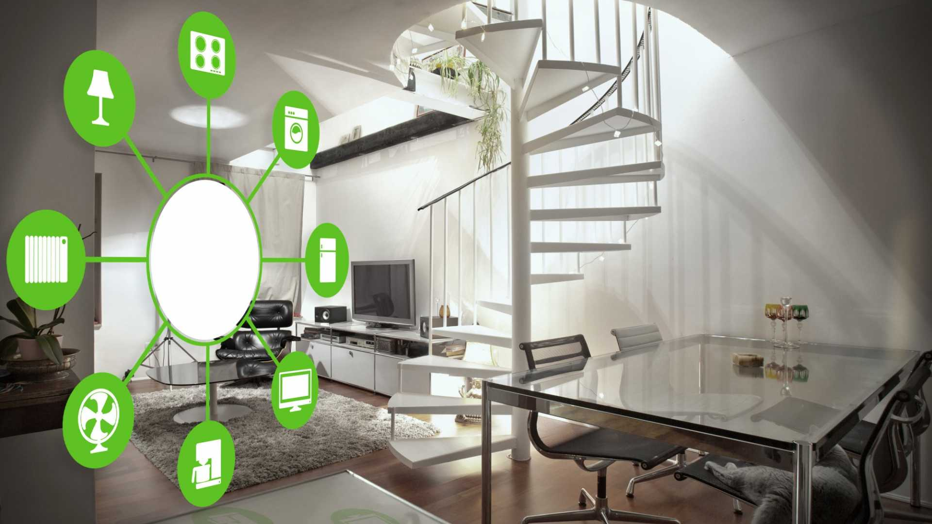 'Smart Homes' Will Look Less Like the Jetsons, and More Like Tricked-Out Versions of Everyday Spaces