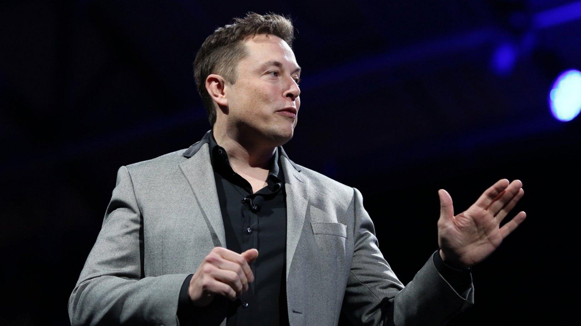 Elon Musk Hints That Something Big Is on the Horizon for Tesla