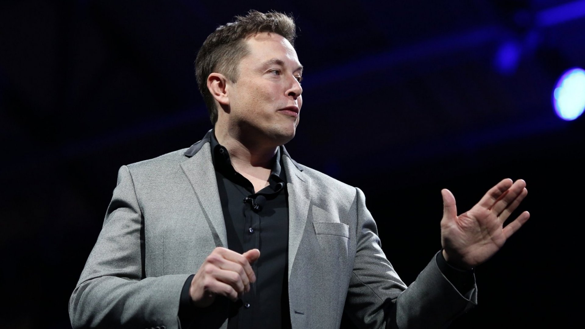Elon Musk Is the Most Admired Leader in Tech (Again). Here's Why