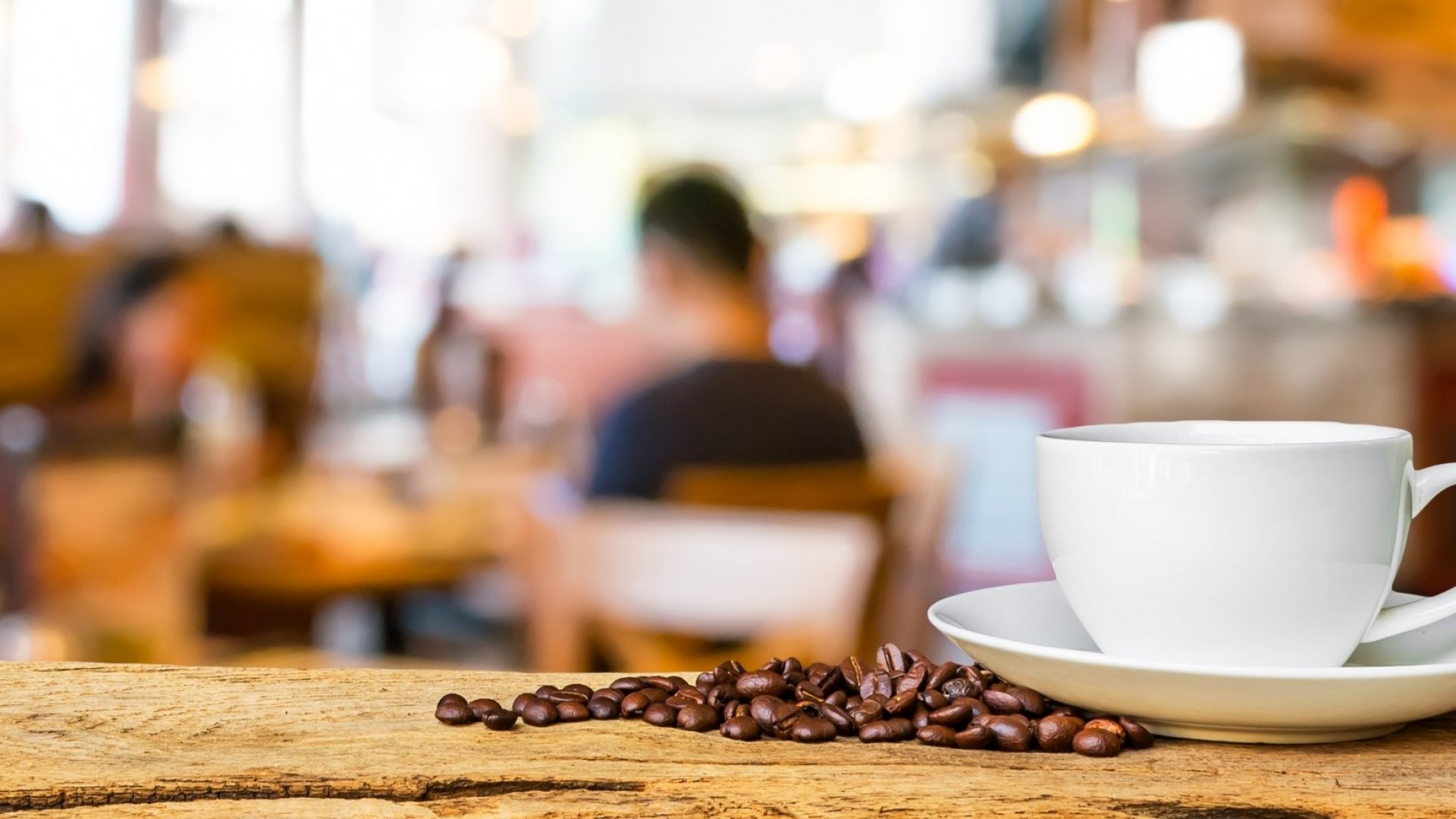 Why a Coffee Shop Will Probably Be Your Workspace Within 10 Years