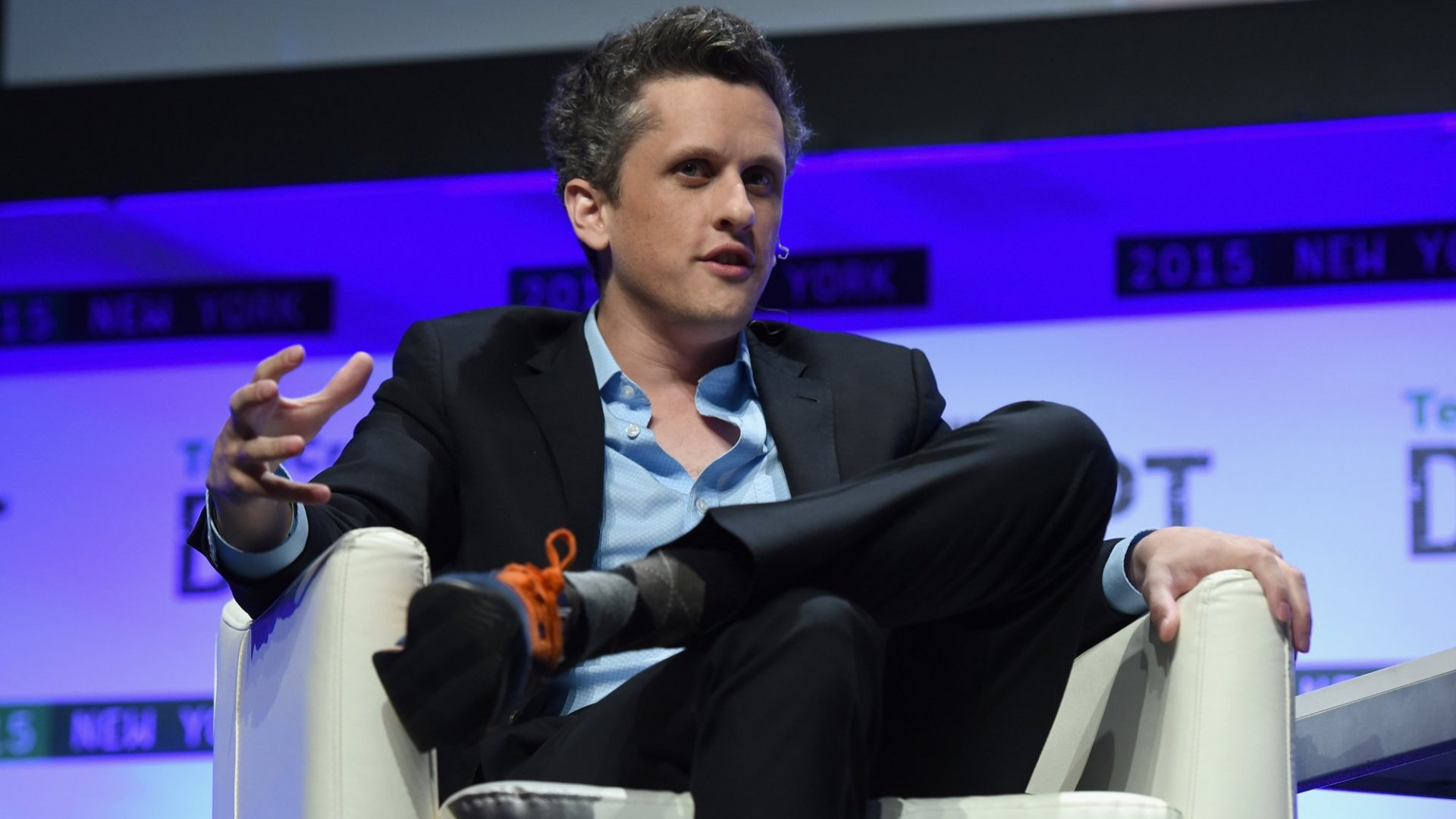 Co-founder and CEO of Box, Aaron Levie. (Photo by Noam Galai/Getty Images for TechCrunch)