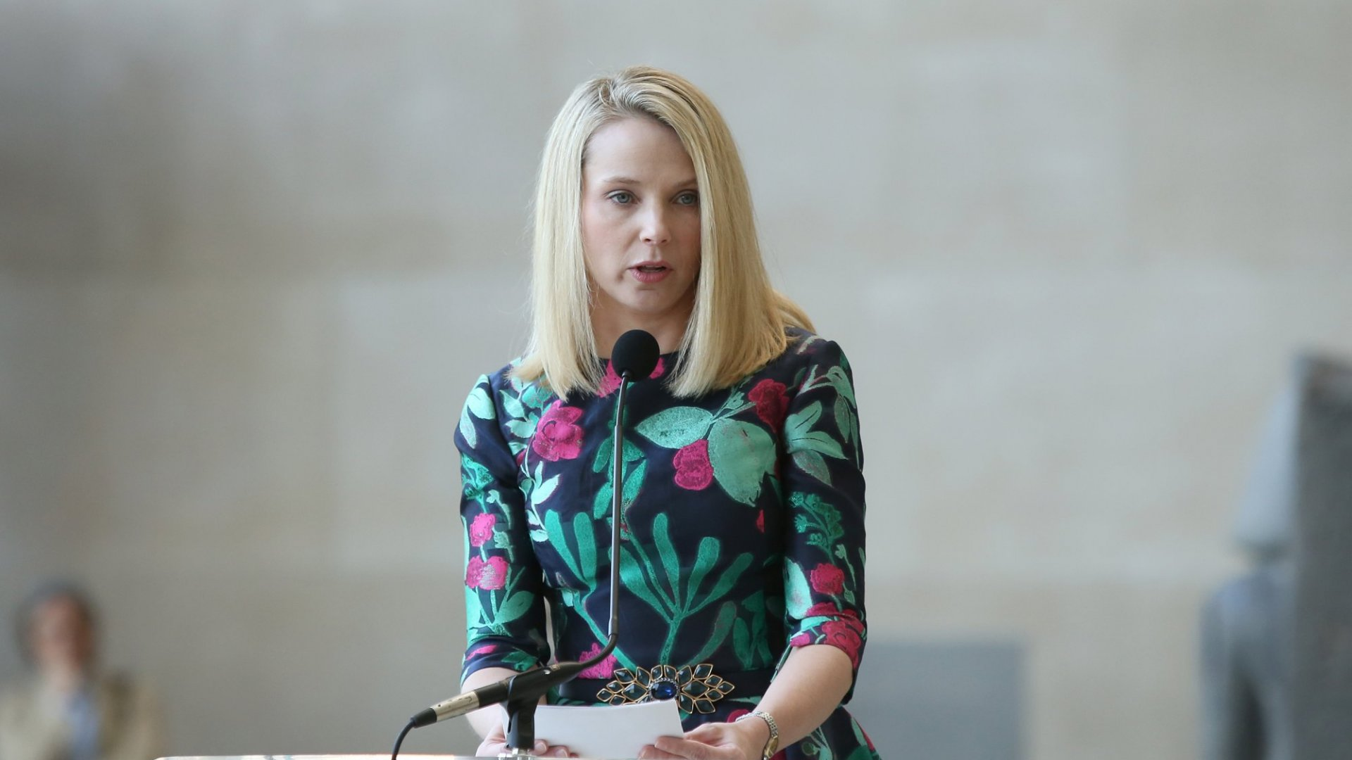 Yahoo to Lay Off About 1,700 Workers in Marissa Mayer's Latest Turnaround Attempt